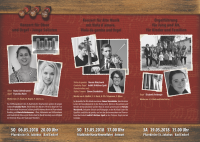 Orgelflyer Innenseite 2018