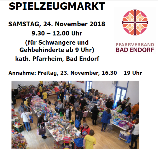 Spielzeugmarkt 2018