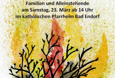 """Glaubenswerkstatt """"Gottesdienst"""" – 2019"""