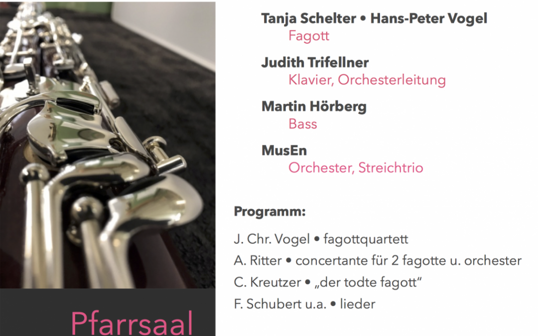 Kammerkonzert 2019