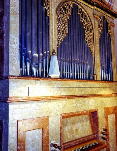 Orgel Mauerkirchen