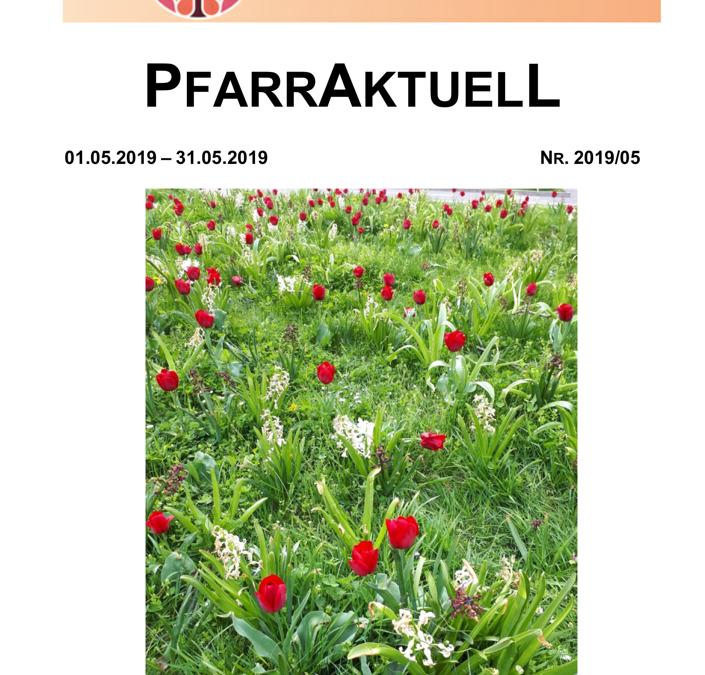 PfarrAktuell 5/2019