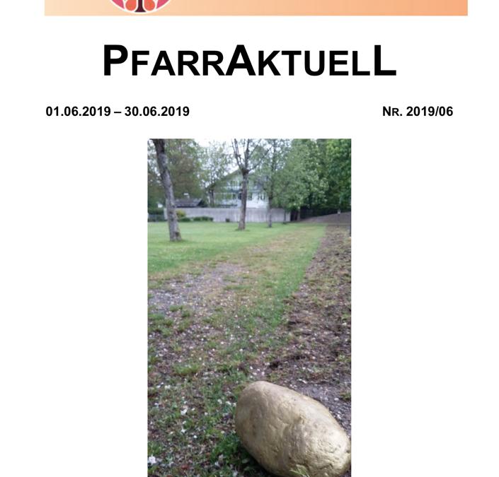 PfarrAktuell 6/2019