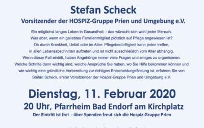 Pflege-Vortrag 2020