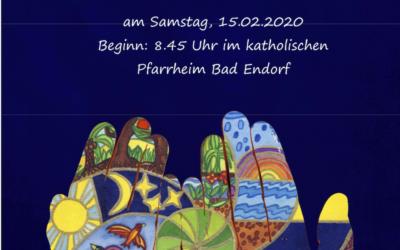 Ökumenischer Kinderbibeltag 2020