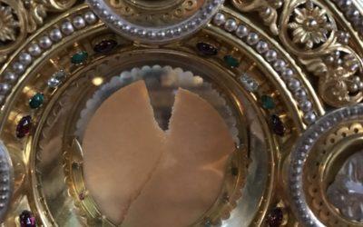 Eine gebrochene Welt – ein gebrochener Leib Christi Gedanken zum Fronleichnamsfest 2020