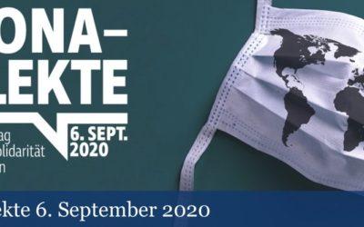 Corona-Kollekte 6. September 2020
