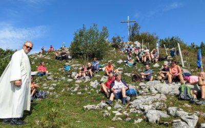 Bergmesse am 20.09.2020