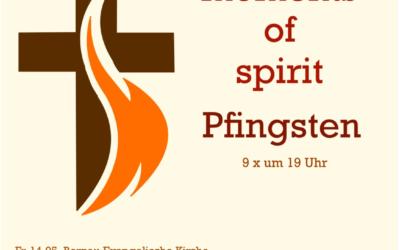 moments of spirit (Pfingsten) – Firmung 21