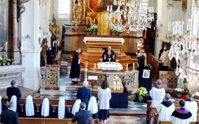 Trauerfeier für Priener Pfarrer i. R. Walter Kronast